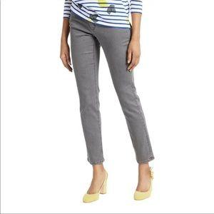Boden Trafalgar High Rise Straight Jeans  8 Long